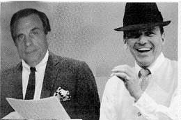 Here's Bill Salerno with Frank Sinatra!